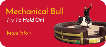 Mechanical Bull Rental New England