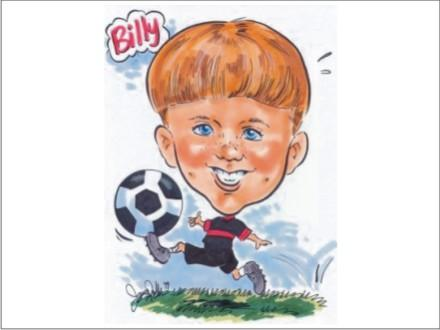 kiddy-caricatures