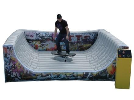 mechanical-skateboard