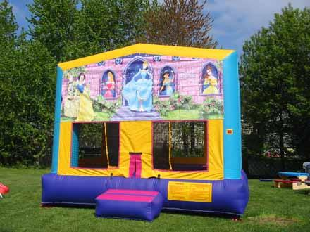 Moon Bounce New England Event Rental Party Vision