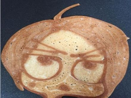 pancake-art