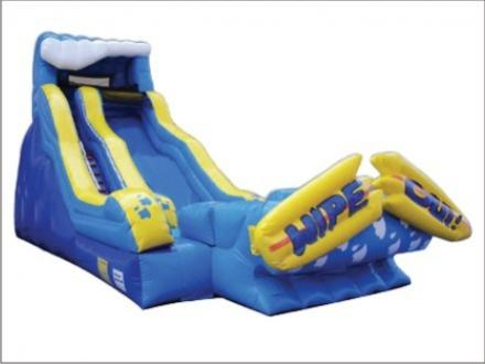 Wipe Out Slide