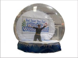 human-snow-globe-photos