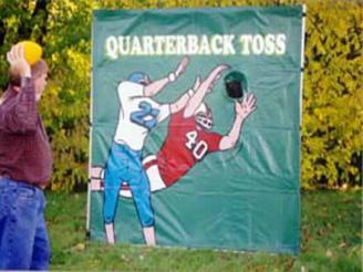 football-toss
